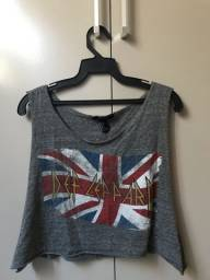 Tank top blusa forever 21
