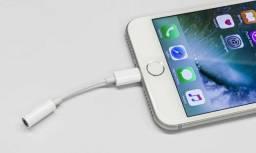 Título do anúncio: Cabo Adaptador P2 Áudio Fone P/ iPhone 7 8 X 11 Pro Max