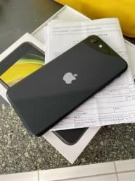 iPhone SE 2020 de 128 GB com garantia e nota fiscal