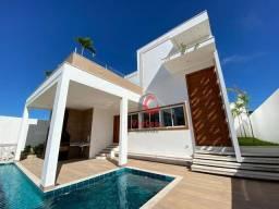 Excelente casa com 4 suítes à venda em Condomínio Viverde I - Rio das Ostras/RJ
