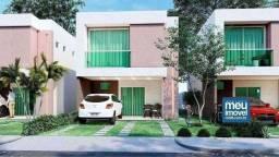 114-Casas Duplex no Araçagy com Entrada Parcelada+ITBI e Cartorio Gratis.