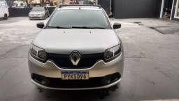 Título do anúncio: Renault Logan Authentique 1.0 16V 2016