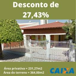 Título do anúncio: CASA 231M² NO CENTRO DE DRACENA
