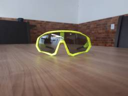 Óculos de ciclismo ELAX lente fumê