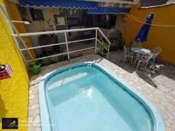 Casa em Arraial do cabo 03 quartos, piscina e churrasqueira, 5 minutos Praia Grande