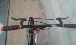Título do anúncio: Bicicleta cromada aro 20