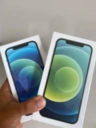 iPhone 12 64 GB Verde R$5099 lacrado c/ nota