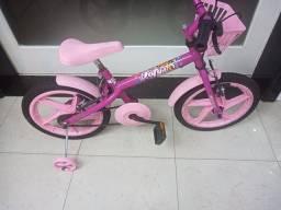 Título do anúncio: Bicicleta Infantil VerdenBikes semi-nova