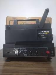 Projetor super 8 sonoro