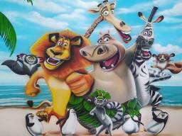 Título do anúncio: Grafite infantil