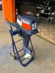 Título do anúncio: Motor de popa yamaha