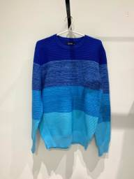 Título do anúncio: Casaco tricot