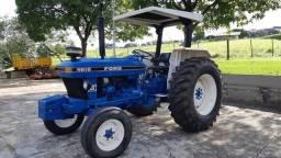 Trator Ford 4610 4 marchas ano 1986 super conservado em Monte Mor Alecio 19.9. * SP