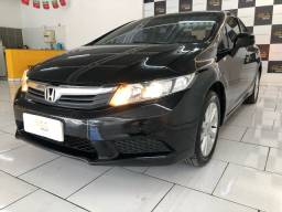 Honda Civic 2015 LXS 1.8 Automático Flex sedan