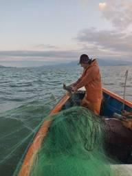Título do anúncio: Rede de pesca