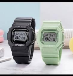 Relógio skmei original tipo Casio