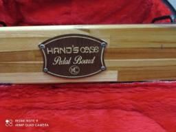 Pedal Board hidráulico HANDS CASE SUMPREME com bag custom shop