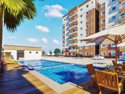 Apartamento à venda com 2 dormitórios em Eusébio, Eusébio cod:RL1054