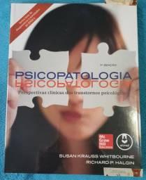 Livro Psicopatologia Perspectivas Clínicas dos Transtornos Psicológicos