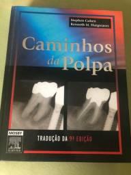 Livro endodontia Caminhos da Polpa ABAIXOU METADE DO VALOR!!!!!