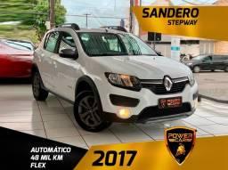 Título do anúncio: Renault sandero stepway rio curl 2017 automático