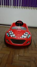 Título do anúncio: Carro  infantil roaster bandeirante