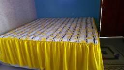 Título do anúncio: Vendo colchas de cama 2 em 1