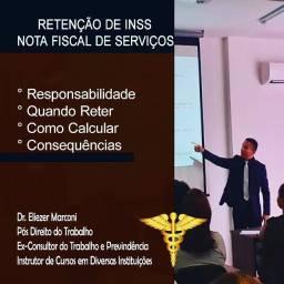 Retenção de Inss na Nota Fiscal de Serviços