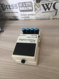Título do anúncio: Pedal Boss Digital Delay DD-3
