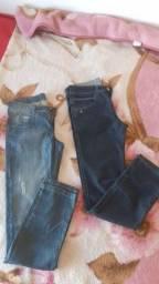Calças masculinas  de 10 anos à 18 anos