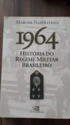 Livro - 1964 História do Regime Militar Brasileiro