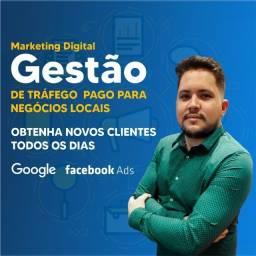 Marketing Digital - Negócios Locais - Google Ads - Facebook Ads