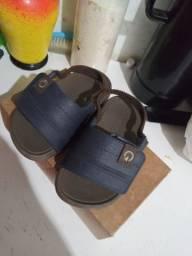 Sapato e sandalias masculina
