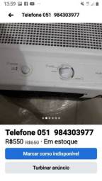 Título do anúncio: Ar-condicionado 7500 btus