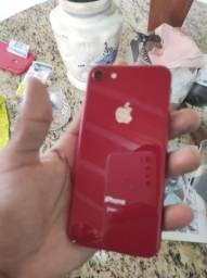 IPhone 8 RED 64gb impecável