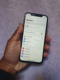 Iphone X 64gb aceito troca e cartao