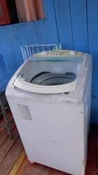 Máquina de lavar bate e centrífuga