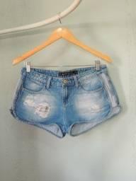 Título do anúncio: Short Jeans Claro - Tam 38