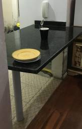 Mesa ou tampo de mesa em granito