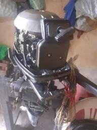 Título do anúncio: Motor Yamaha 25 HP. *