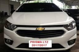 Prisma 2017/2017 LTZ - Único Dono - Top de Linha
