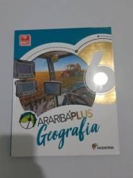 GEOGRAFIA ARARIBÁ PLUS 6° ANO