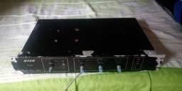vendo amplificador montado de 250 vtz potência