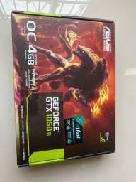 Título do anúncio: Placa de video Asus Geforce gtx 1050 Ti Oc 4gb Cerberus