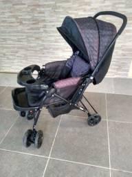 Título do anúncio: Berço Americano novo com colchão, bebê conforto e carrinho de bebê