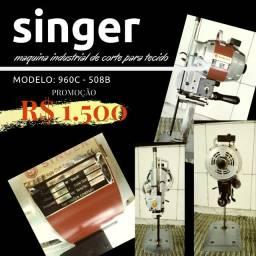 Magna industrial de corte para tecido
