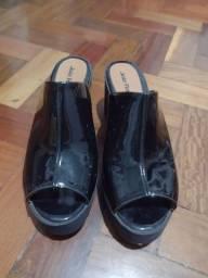 Lote 6 Sapatos Tam 39 pouco uso/sem uso