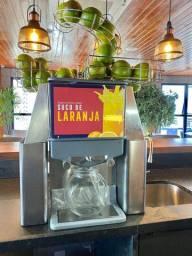 Título do anúncio:  Máquina Suco de Laranja Zummo Z6 ideal para Restaurantes e lanchonete