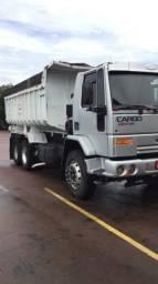 Troco caminhão caçamba trucado - 2009
