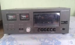 Tape Deck Gradiente S-95 Grava E Reproduz